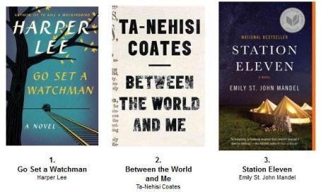 july bestsellers